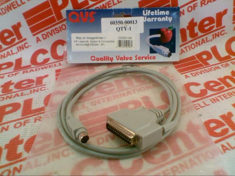QVS CC521-06