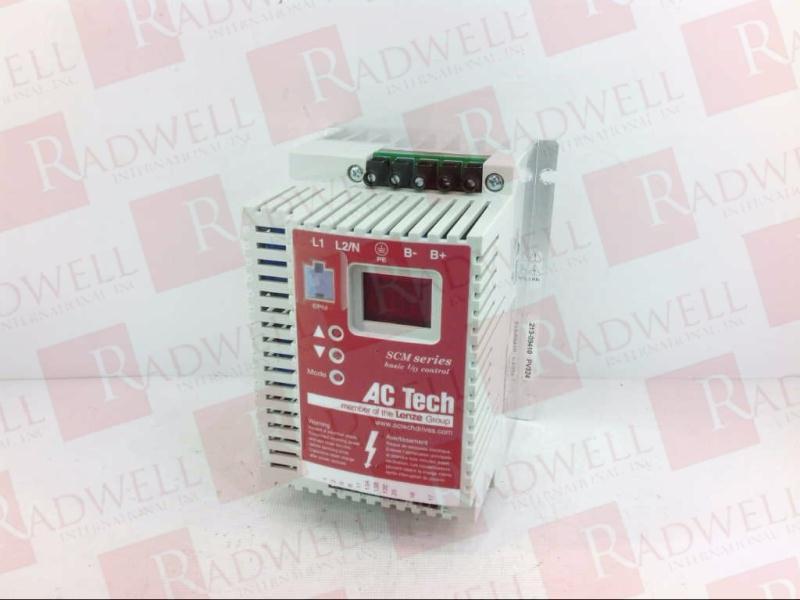 AC TECHNOLOGY SM010S