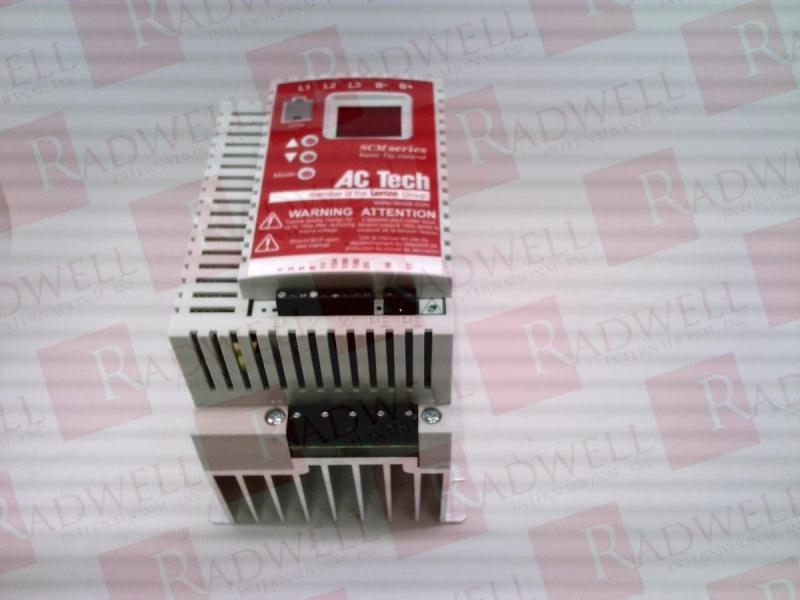 AC TECHNOLOGY SM430