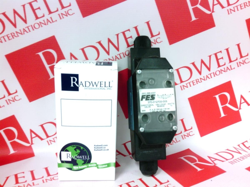 FES SYSTEMS 370-012700-005