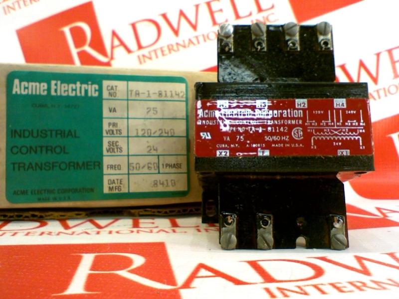 ACME ELECTRIC TA-1-81142