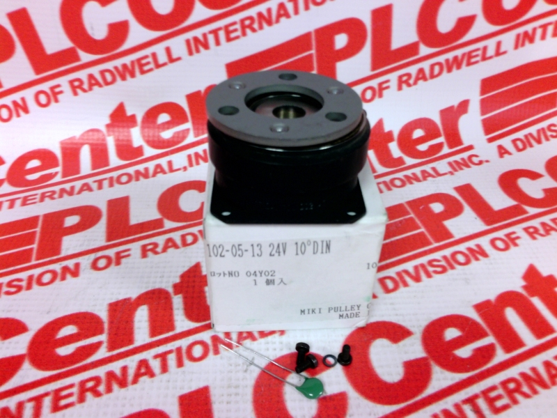 MIKI PULLEY 102-05-13