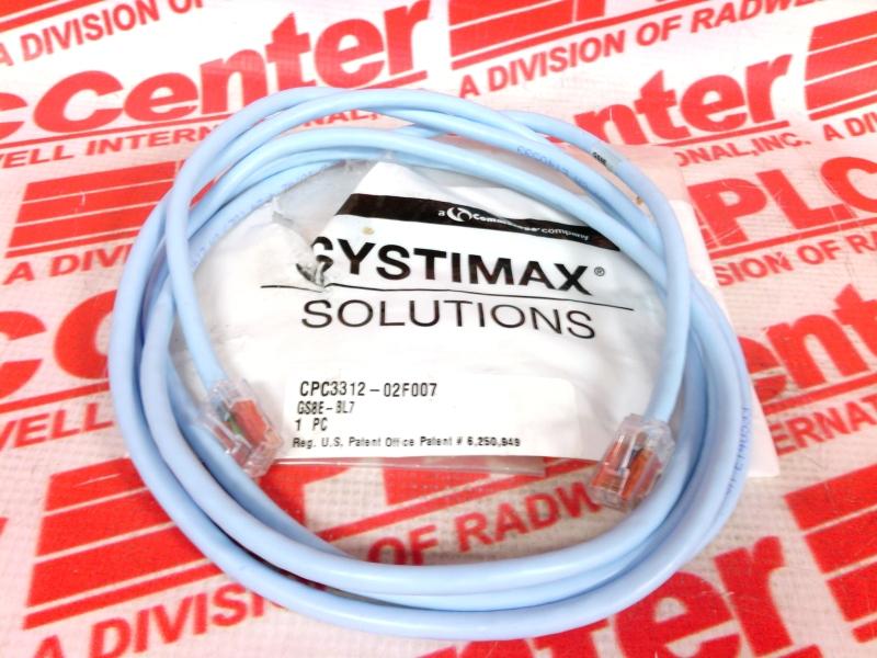 SYSTIMAX CPC3312-02F007