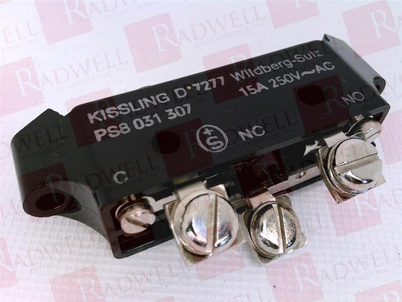 KISSLING PS8-031-307