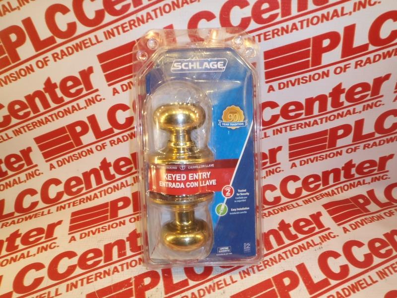 SCHLAGE LOCK F51VPLY505605