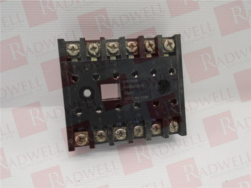 CUSTOM CONNECTOR SD12