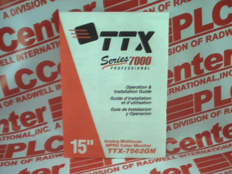 TTX 0626841100