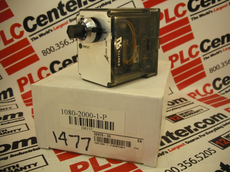 ACTION INSTRUMENTS 1080-2000-1-P
