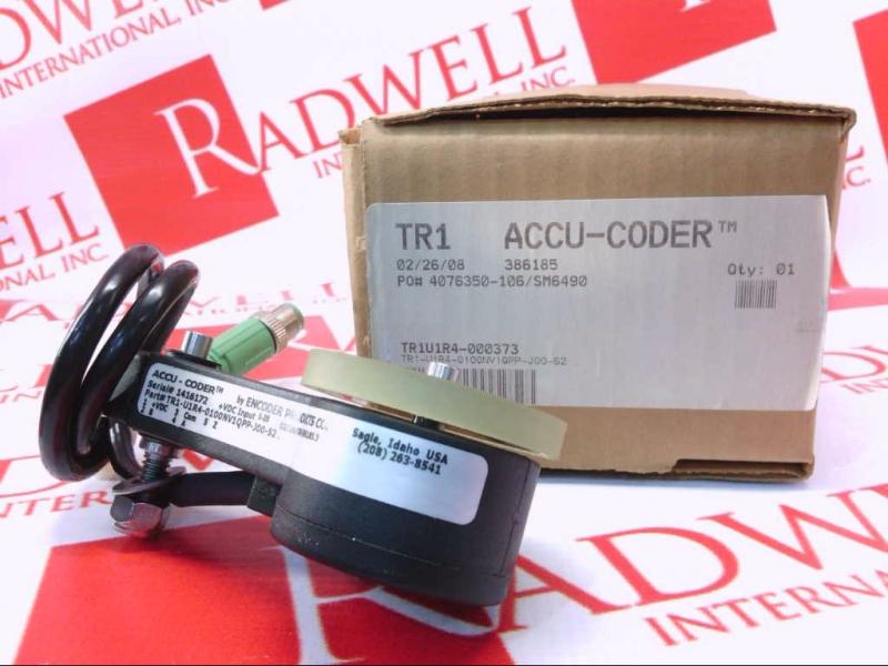 ACCU CODER TR1-U1R4-0100NV1QPP-J00-S2