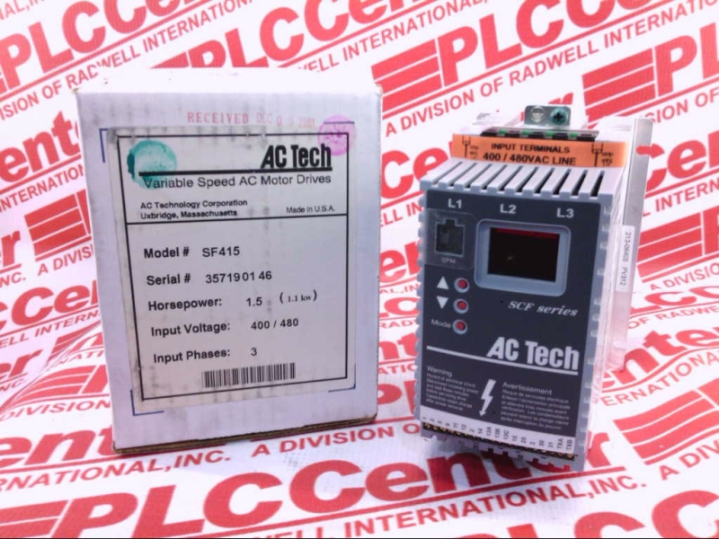 AC TECHNOLOGY SF415
