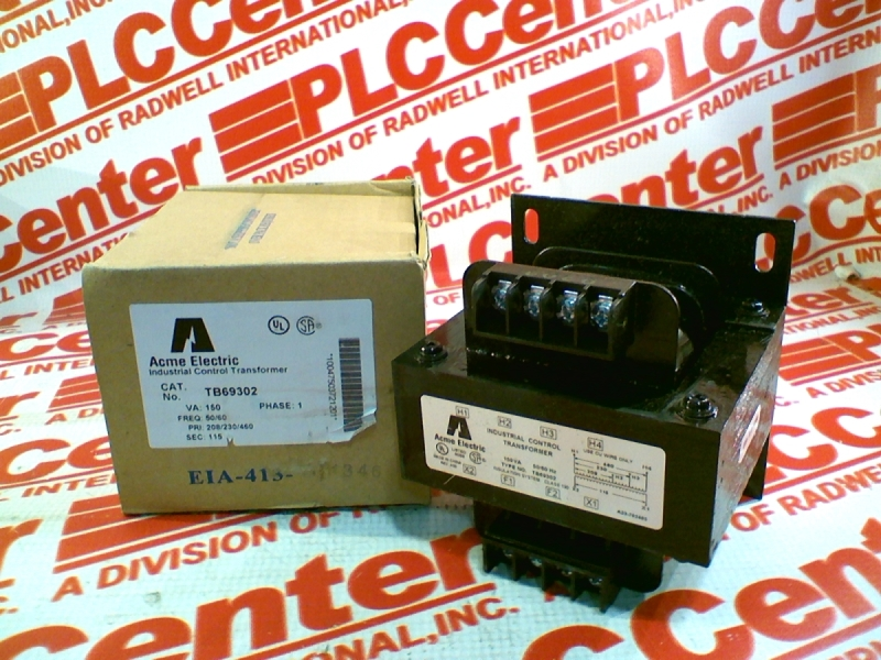 ACME ELECTRIC TB-69302