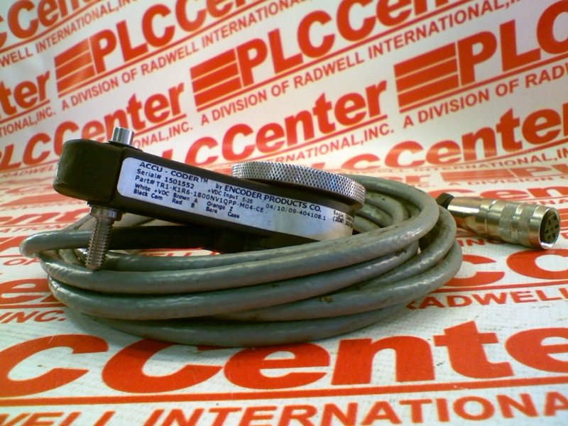 ACCU CODER TR1-KLR6-1800NV1QPP-M04-CE
