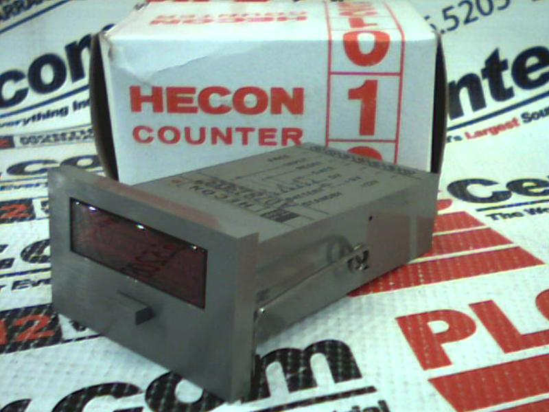 HECON CORPORATION A0-781-303
