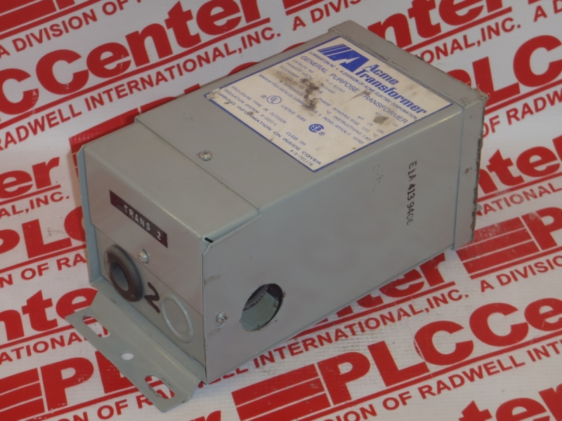ACME ELECTRIC T-1-81065