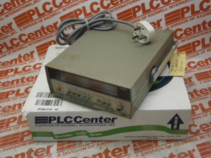 LEADER ELECTRONICS CORP LDC-822A