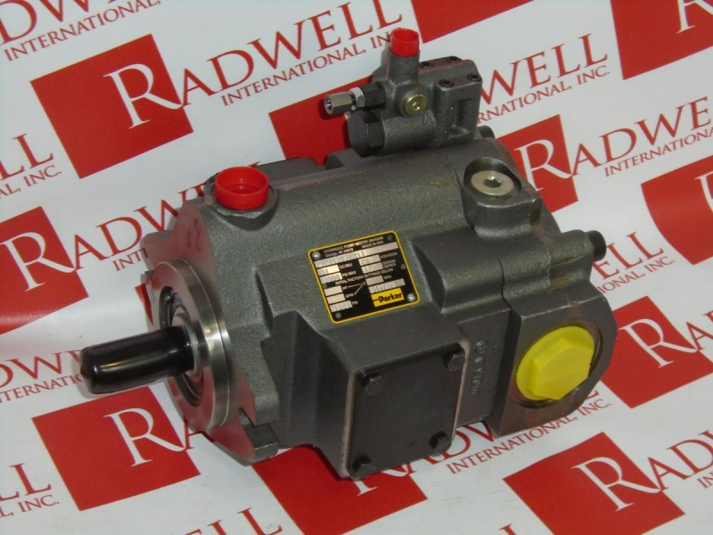 HYDRAULIC PUMPS DIVISION PVP41303RM11
