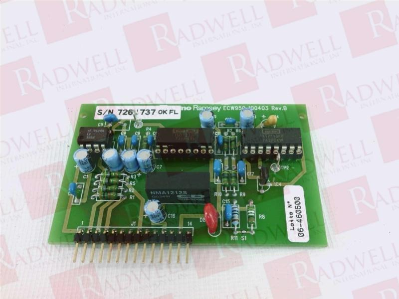 THERMO RAMSEY ECW950-100403