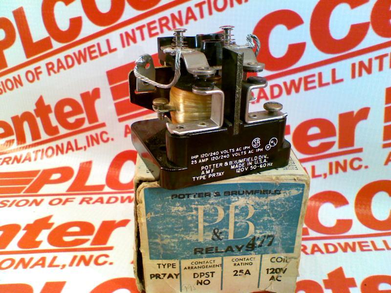 ADC FIBERMUX PR7AY-120V-50-60HZ