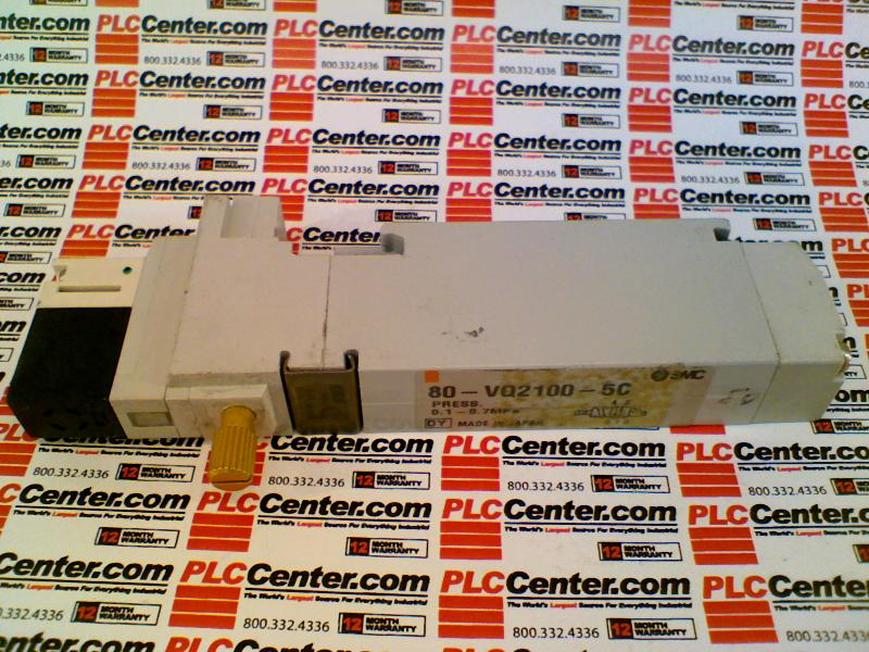 SMC 80-VQ2100-5C