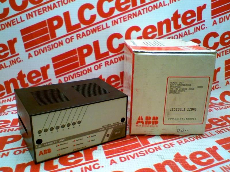 ABB ICSC08L1-220VAC