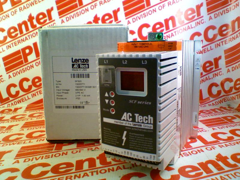 AC TECHNOLOGY SF520