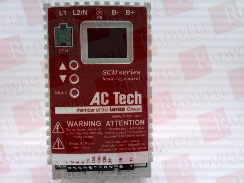 AC TECHNOLOGY SM210S