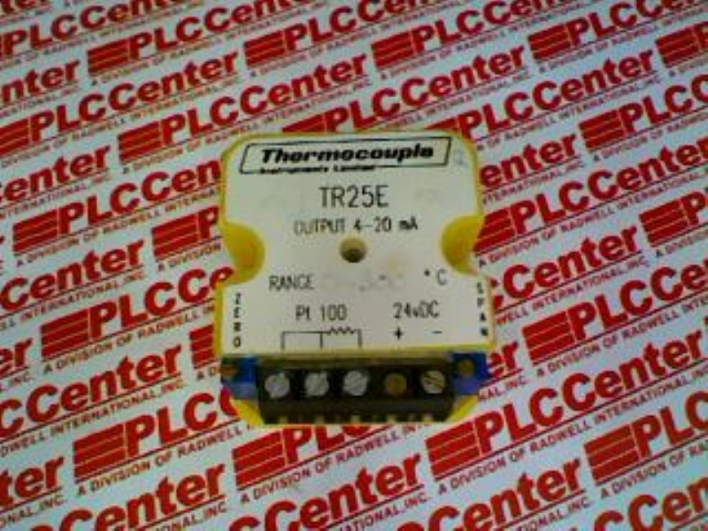THERMOCOUPLE PRODUCTS COMPANY TR25E