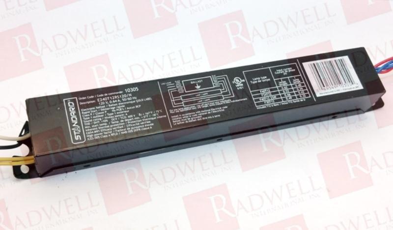 STANDARD LIGHTING E240T12RS120N