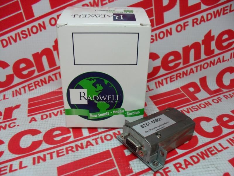 SONY PRECISION TECHNOLOGIES SZ51-MS01