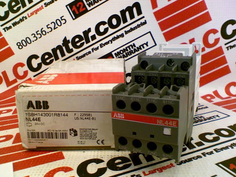 ABB NL44E24VDC
