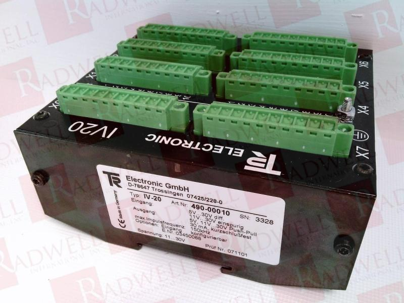 T&R ELECTRONIC 490-00010
