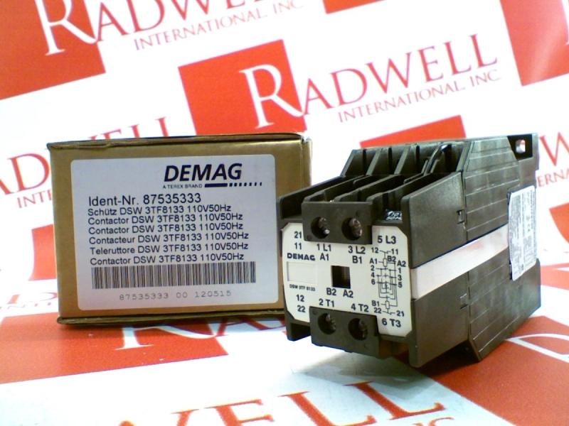 MANNESMANN DEMAG DSW3TF8133