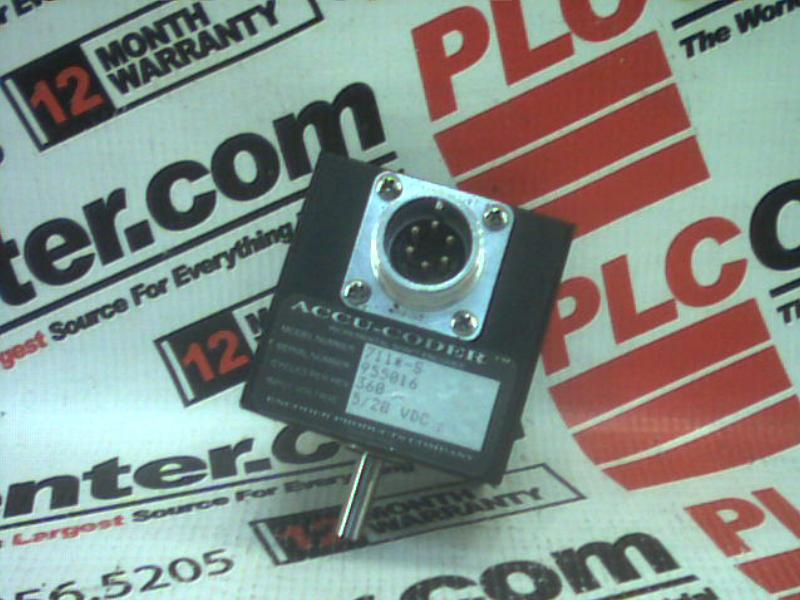ACCU CODER 711-0360-S-S-4-S-S-N