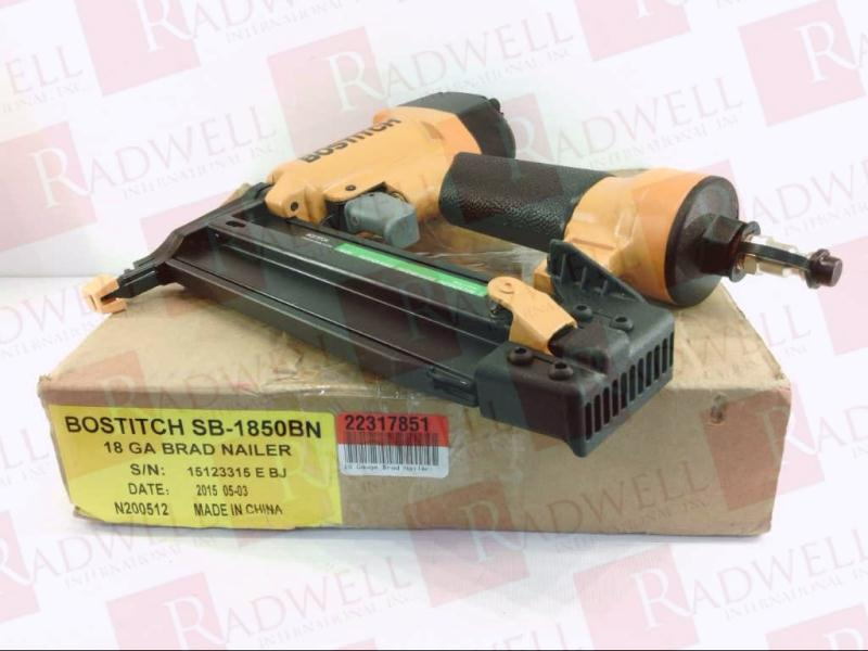 BOSTITCH SB-1850BN