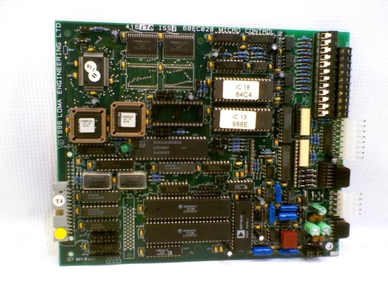LOMA 68EC020
