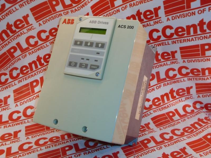 ABB ACS201-4P1-1-00P10