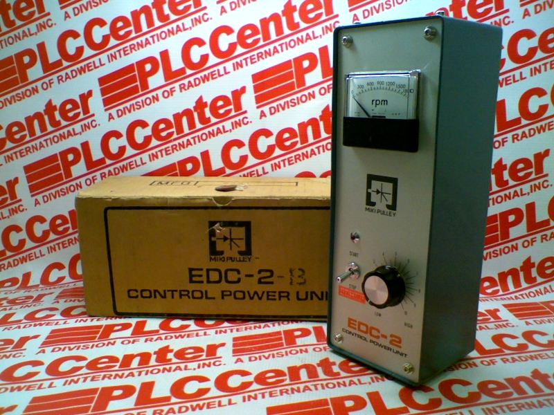 MIKI PULLEY EDC-2-B
