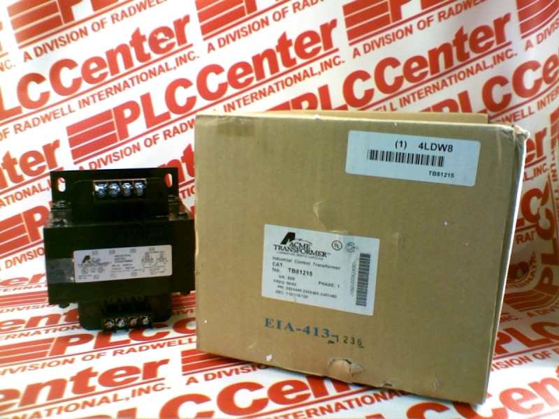 ACME ELECTRIC TB-81214