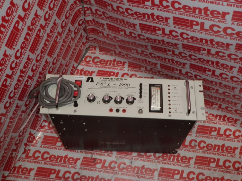 ACME ELECTRIC PS2L-1000
