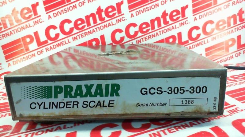PRAXAIR GCS-305-300