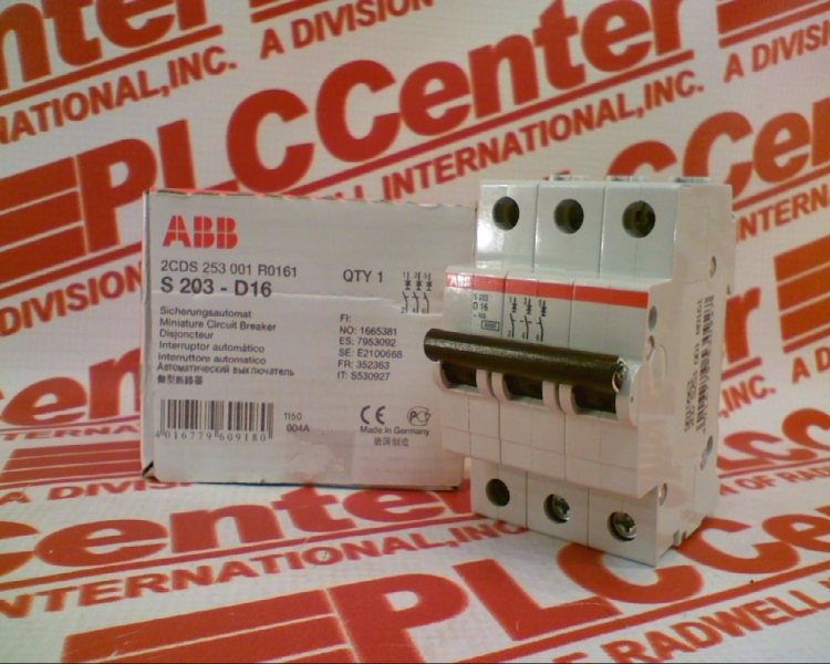 ABB 2CDS253001R0161