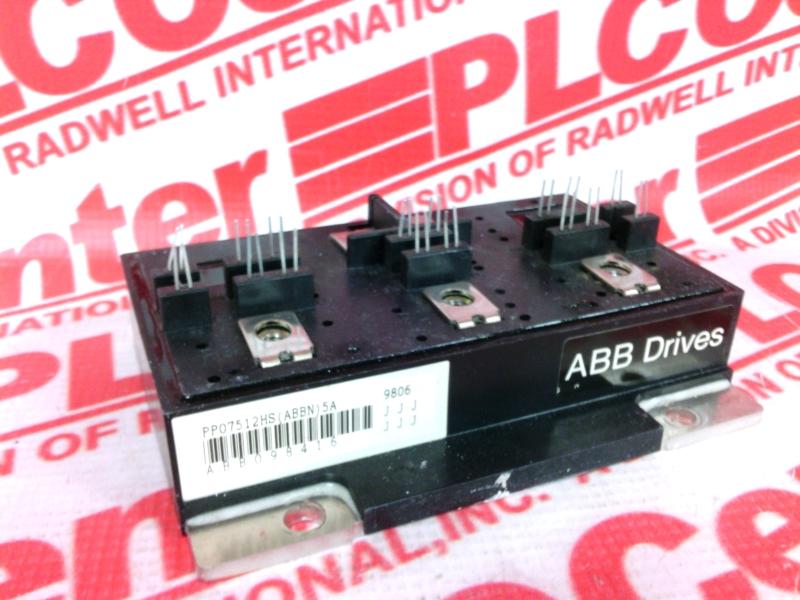 ABB PP07512HS-ABBN-5A