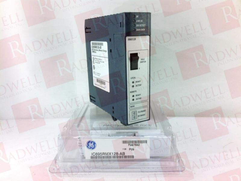 GENERAL ELECTRIC IC695RMX128