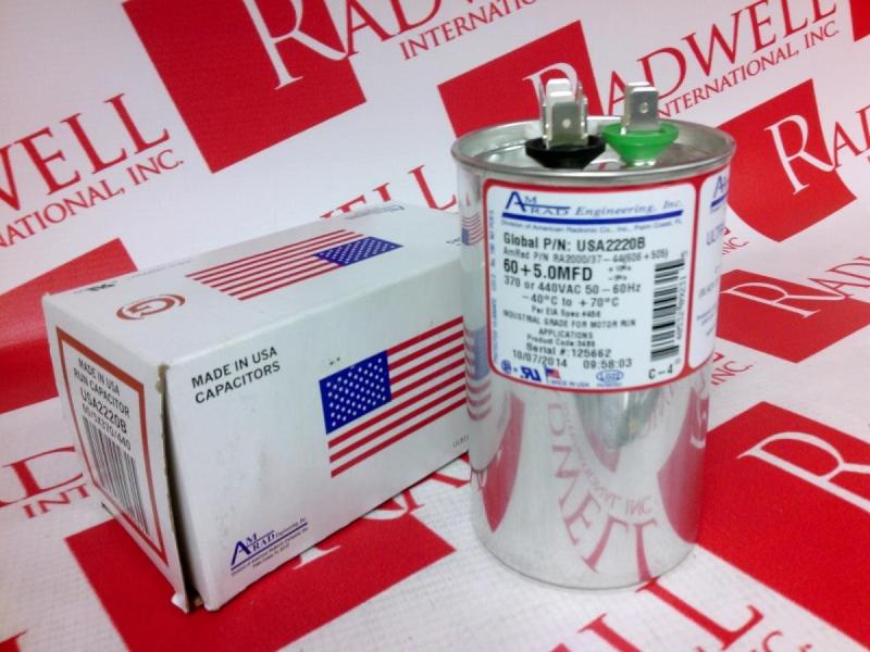 AMRAD ENGINEERING RA2000/37-44-606+505