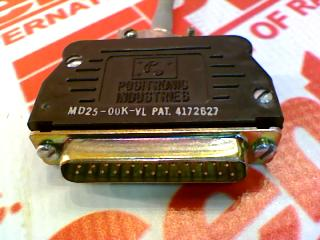 POSITRONIC MD25-OOK-VL