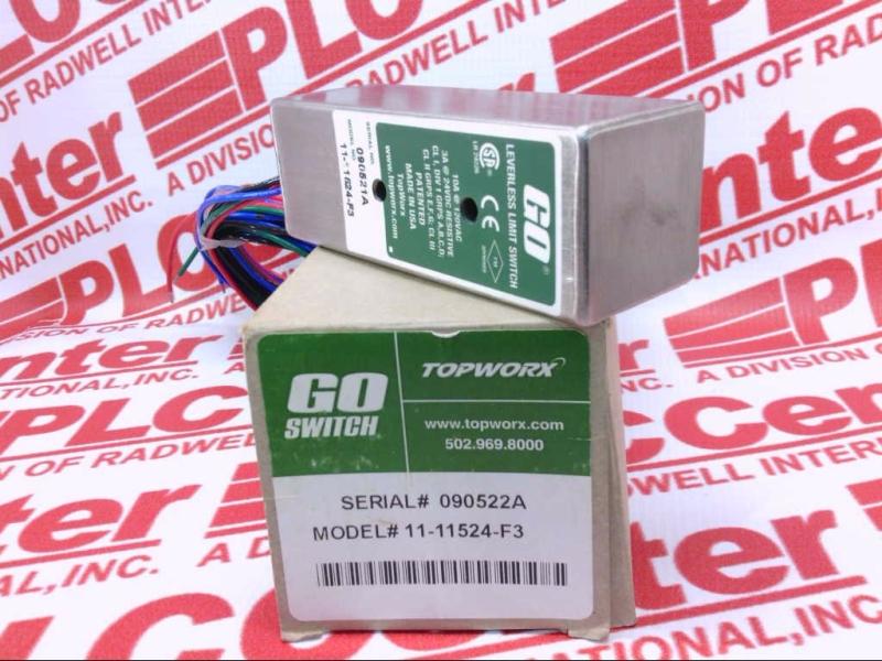 GENERAL EQUIPMENT 11-11524-F3