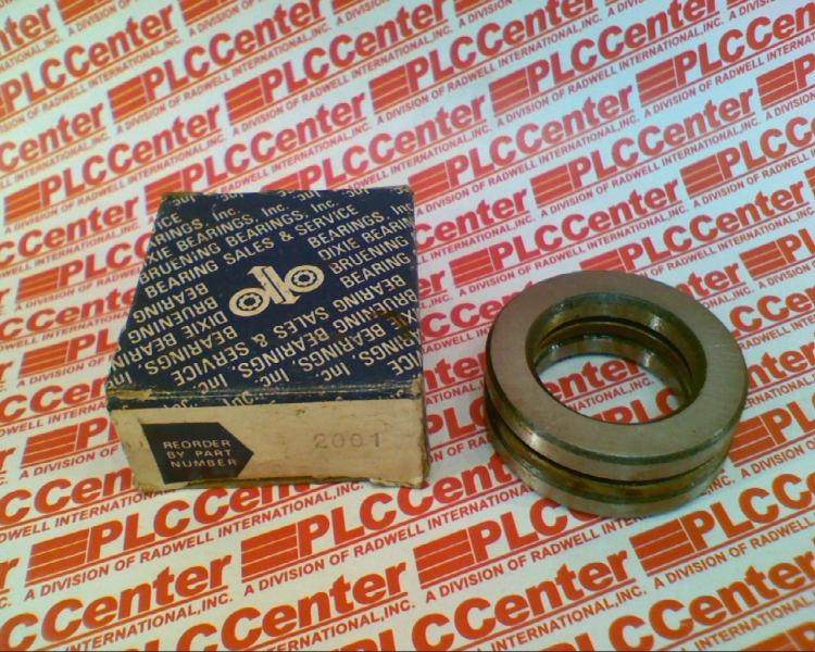 DIXIE BEARINGS 2001
