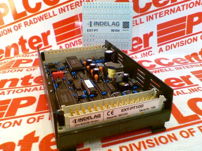 INDEL AG EXT-PT100