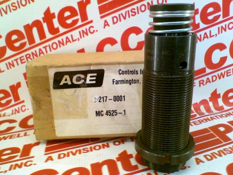 ACE CONTROLS MC-4525-1
