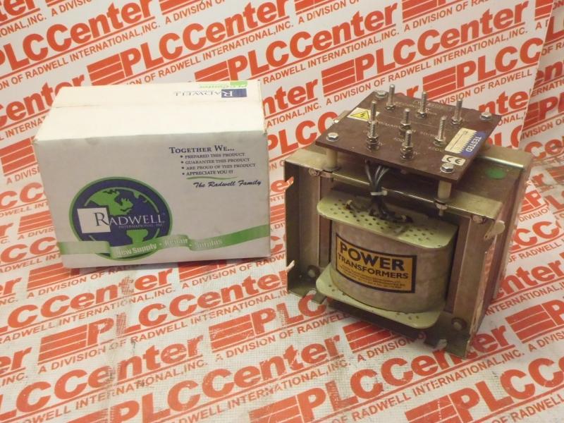 POWER TRANSFORMERS LTD W0.89103C